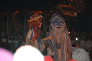 Snow King parade