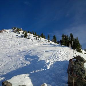 T1 ridge