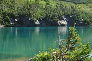 Gorman Lake in July