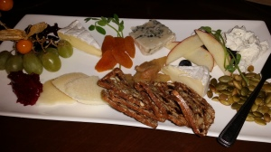 cheese plate appie at the cedar house